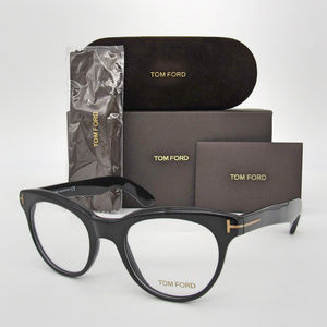 Tom Ford TF5378 001 Shiny Black 49mm Eyeglasses